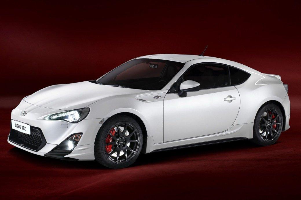 Владельцы Toyota 86 смогут загружать свои заезды в Gran Turismo 6 | Канобу - Изображение 10391
