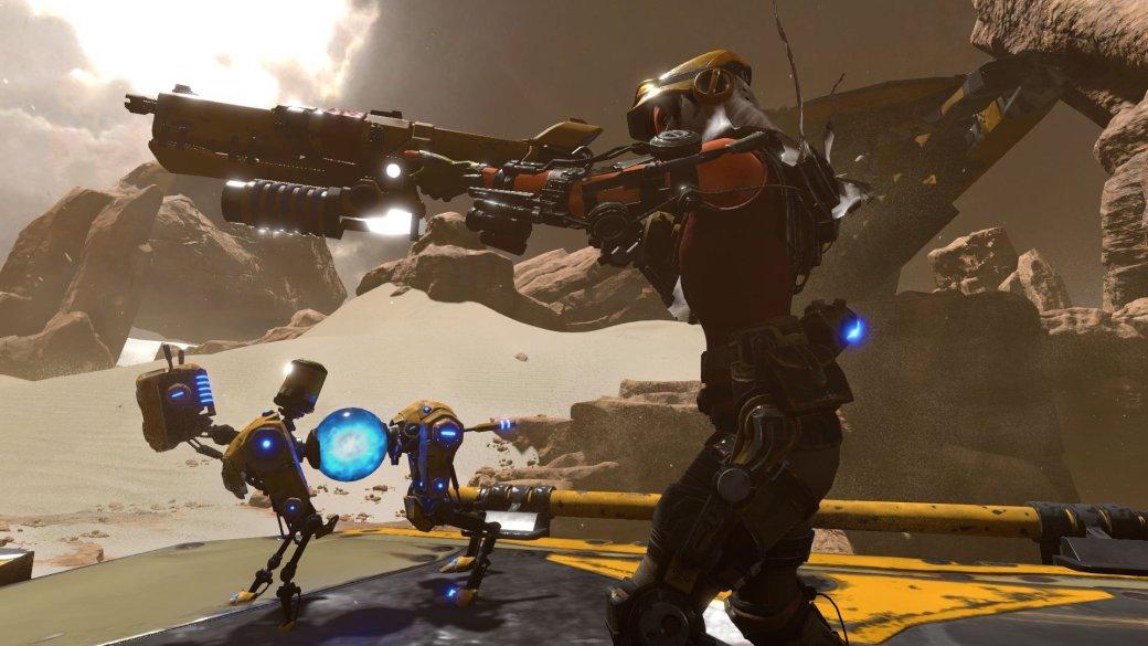 Gears of War 4, ReCore, Scalebound – наши впечатления | Канобу - Изображение 15