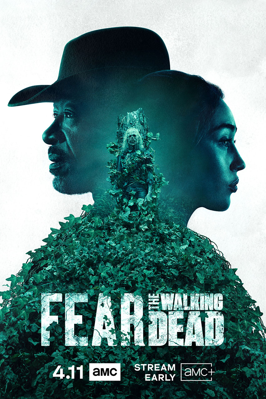 Появились обложка итрейлер второй части шестого сезона «Бойтесь ходячих мертвецов»