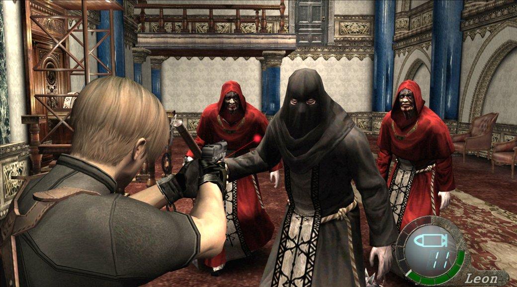 Обзор Resident Evil 4 на Nintendo Switch, мнение об игре, Resident Evil 4 вышла на Nintendo Switch | Канобу - Изображение 1037