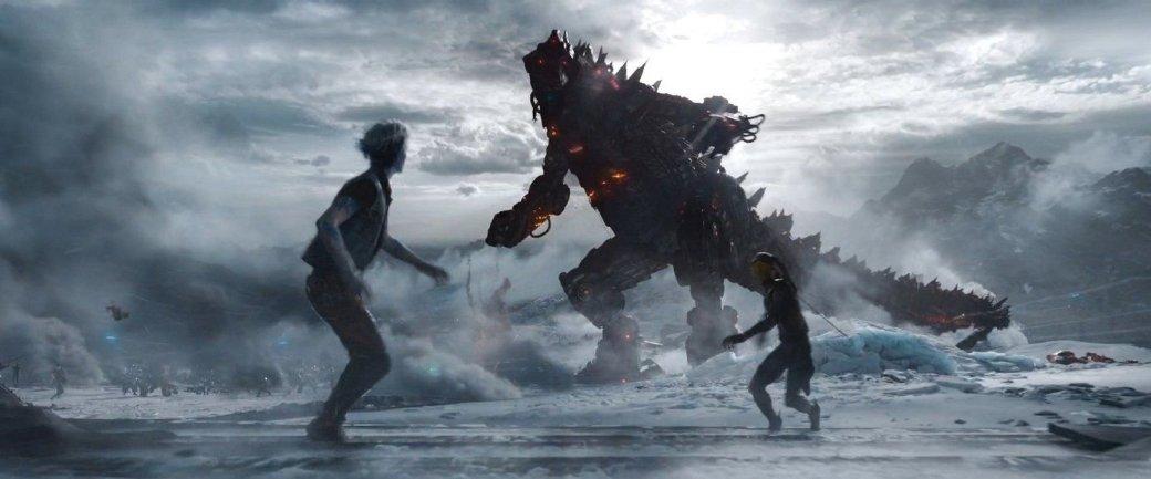 «Годзилла против Конга»: появилось первое изображение робота Мехагодзиллы