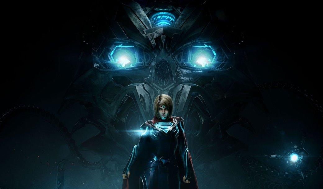 Injustice 2 (2017, файтинг, fighting, экшен, PC, PS4, Xbox One) - обзоры главных и лучших игр 2017 | Канобу - Изображение 3