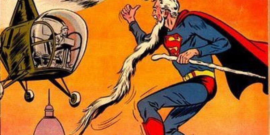 15 самых странных трансформаций Супермена  | Канобу - Изображение 6