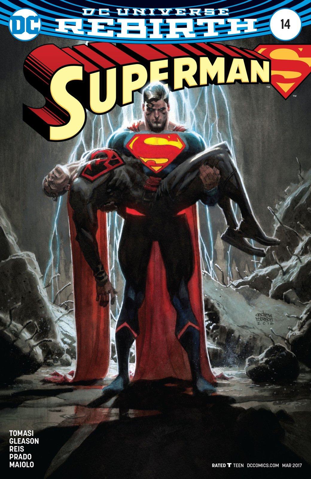 Советский, чернокожий, китайский и другие Супермены в новом комиксе DC | Канобу - Изображение 6047