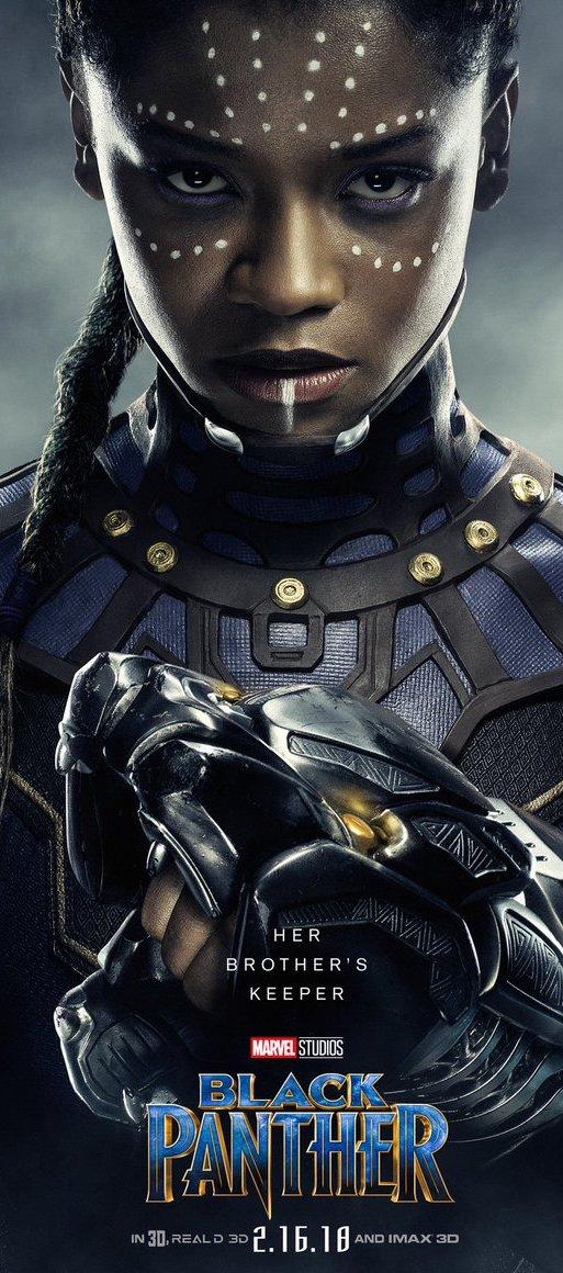 Мнение. «Черная пантера»— новая планка для киновселенной Marvel (это правда крутой фильм!). - Изображение 6