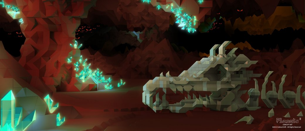 Гость с Kickstarter: Planets³   Канобу - Изображение 4636