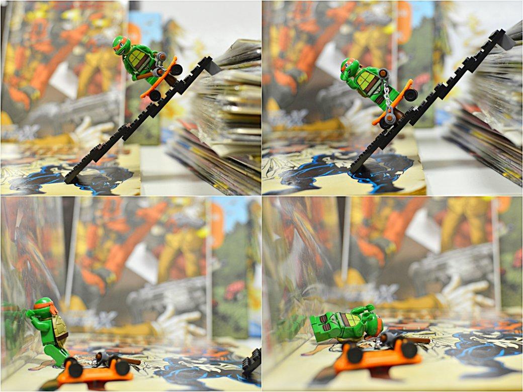 Топ-модель по-русски: «Канобу» устраивает фотосессию LEGO-супергероям | Канобу - Изображение 5551