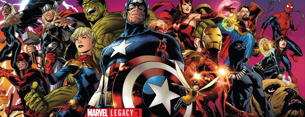 Что показали вкомиксе Marvel Legacy ичто это значит для будущего издательства? | Канобу