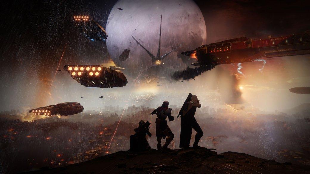 11 неудобных вопросов ксюжетному режиму Destiny2. - Изображение 1