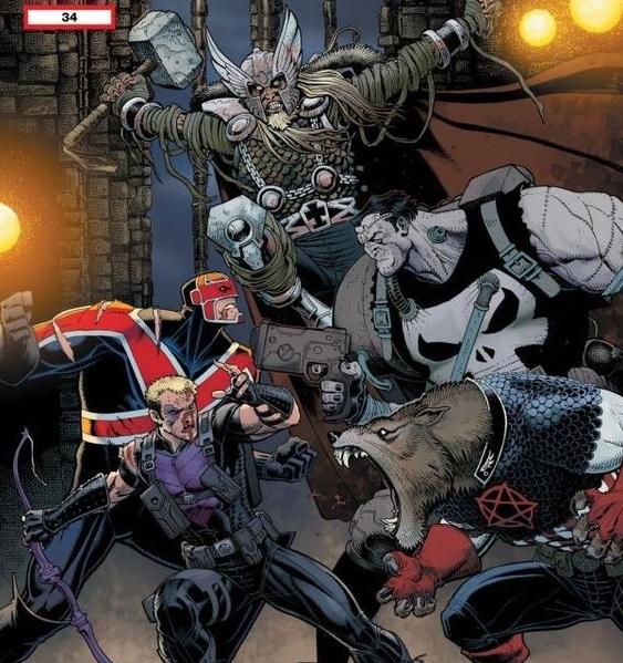 10 безумных версий Тора вкомиксах Marvel. - Изображение 7