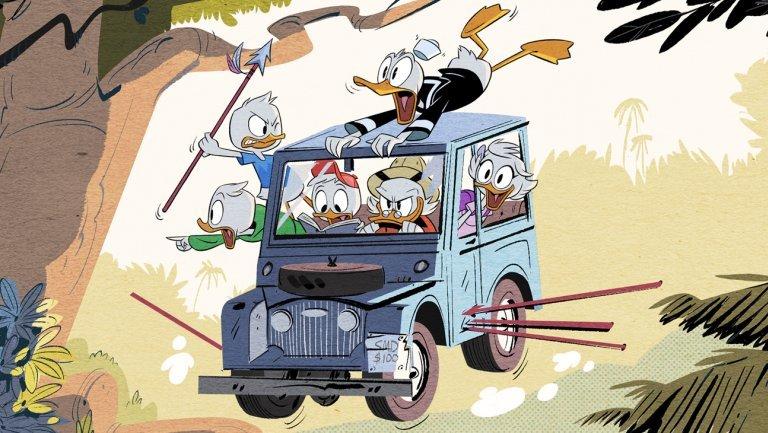 Лучшие мультсериалы Disney - топ-5 мультипликационных сериалов Диснея | Канобу - Изображение 6231
