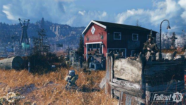 E3 2018: Fallout 76 не позволит другим игрокам постоянно вас преследовать и убивать. - Изображение 2
