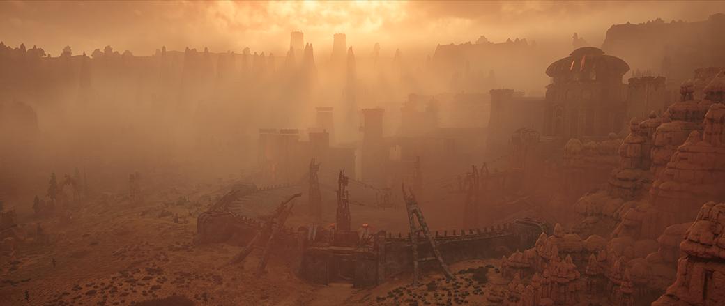 20 изумительных скриншотов Horizon: Zero Dawn | Канобу - Изображение 16