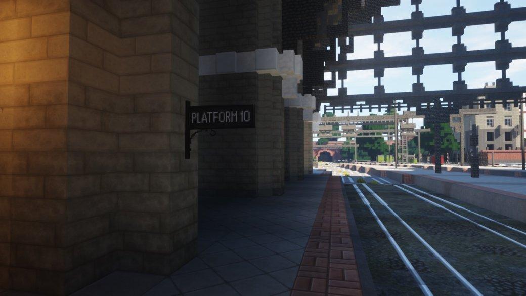 RPG по«Гарри Поттеру» наоснове Minecraft— какие места изкниг ифильмов вней есть? | Канобу - Изображение 806