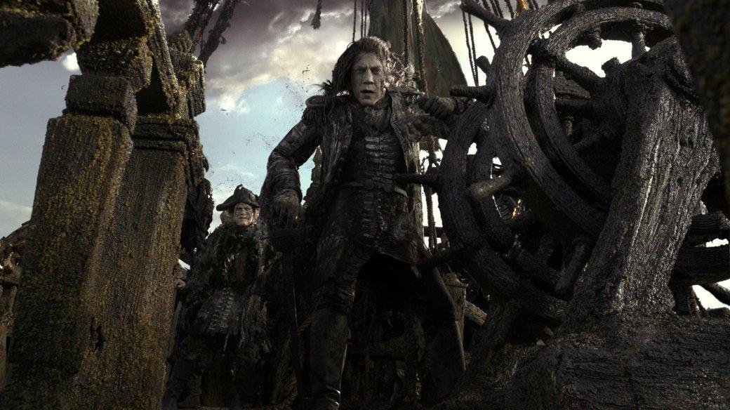 «Скуби Ду» на море! Критики протащили пятых «Пиратов» под килем | Канобу - Изображение 3