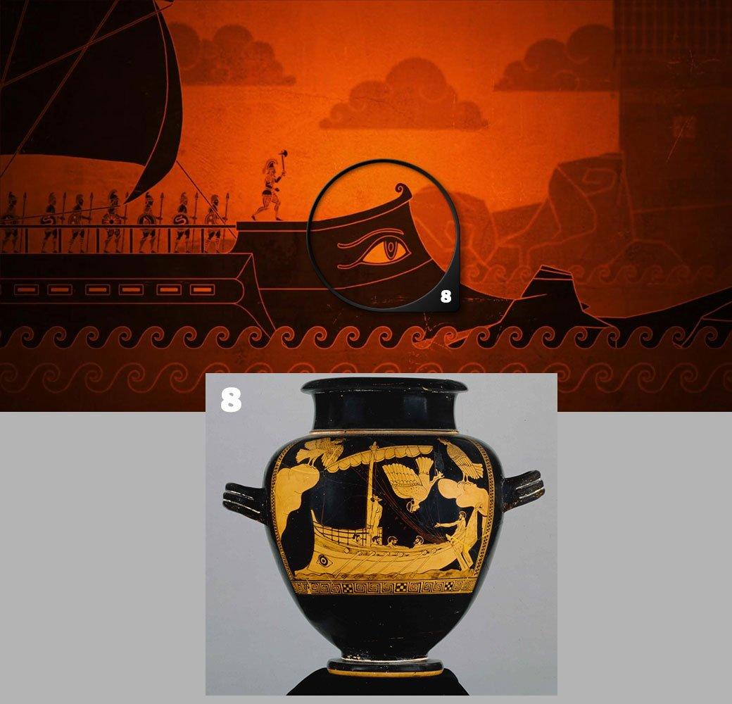 Как создавался визуальный стиль Apotheon | Канобу - Изображение 6