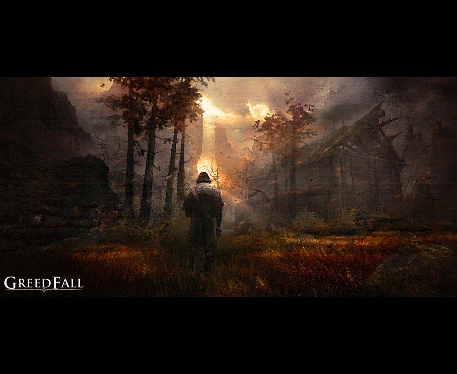 «Как игра отBioWare, носменьшим бюджетом»: новые подробности экшен-RPG GreedFall | Канобу - Изображение 8301