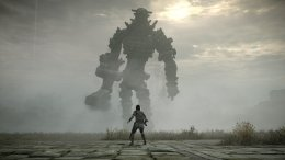 Рецензия на Shadow of the Colossus (2018)
