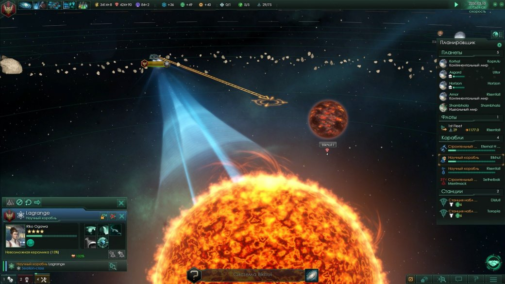 Review of the Stellaris.  Game Review - Image 6