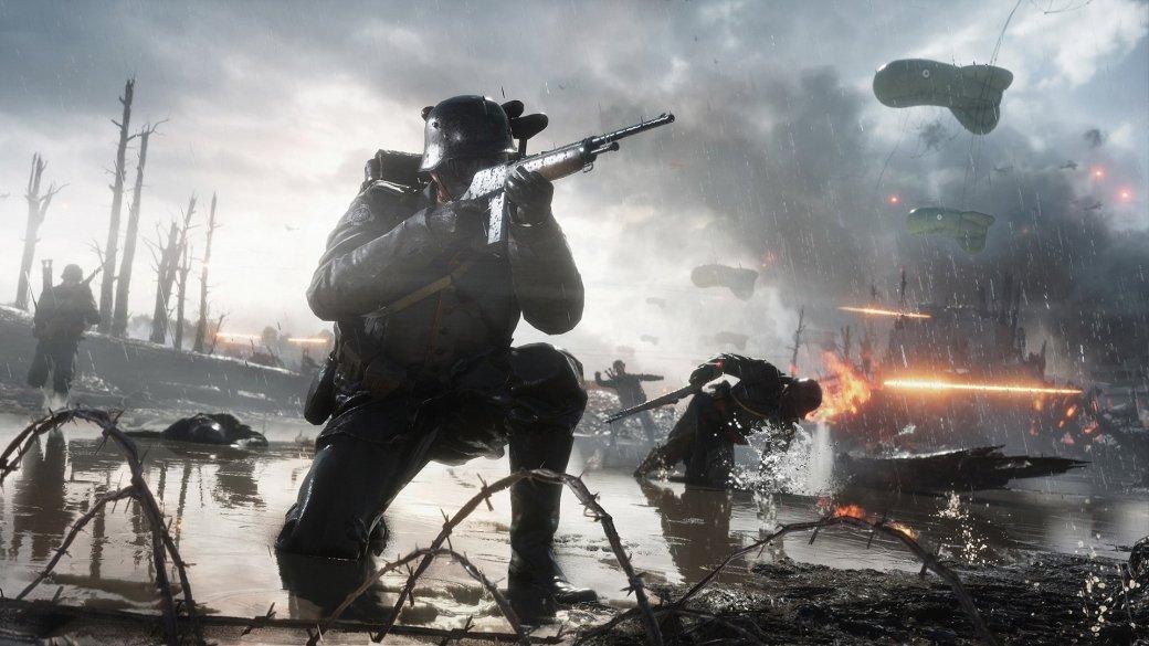Обзор Battlefield 1 - рецензия на игру Battlefield 1   Рецензии   Канобу