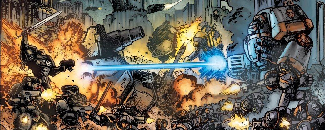 Самые крутые комиксы по Warhammer 40.000 | Канобу - Изображение 10512