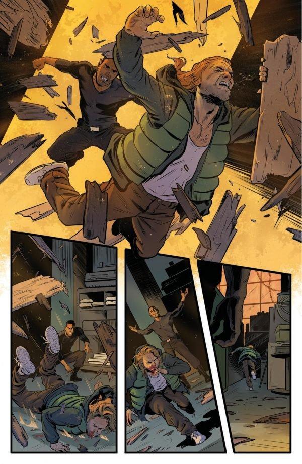 Актер Марк Уолберг займется комиксом об охотнике на пришельцев | Канобу - Изображение 2299