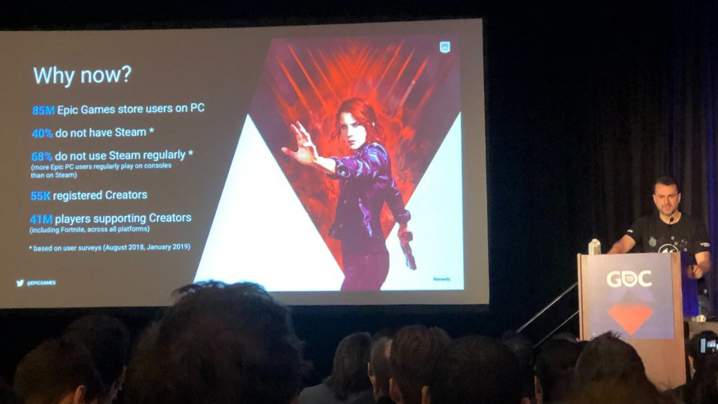 40 процентов пользователей Epic Games Store непользуются Steam   Канобу - Изображение 9089