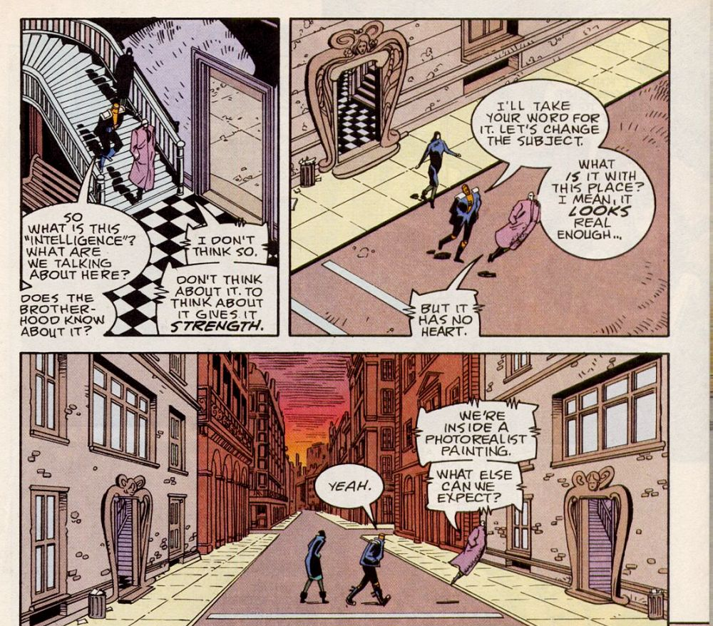 Doom Patrol— вспоминаем историю одной изсамых необычных команд вкомиксах DC | Канобу - Изображение 1