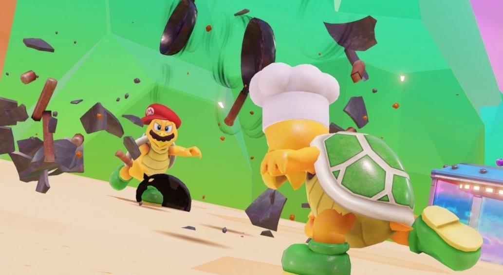 Рецензия на Super Mario Odyssey. Обзор игры - Изображение 6