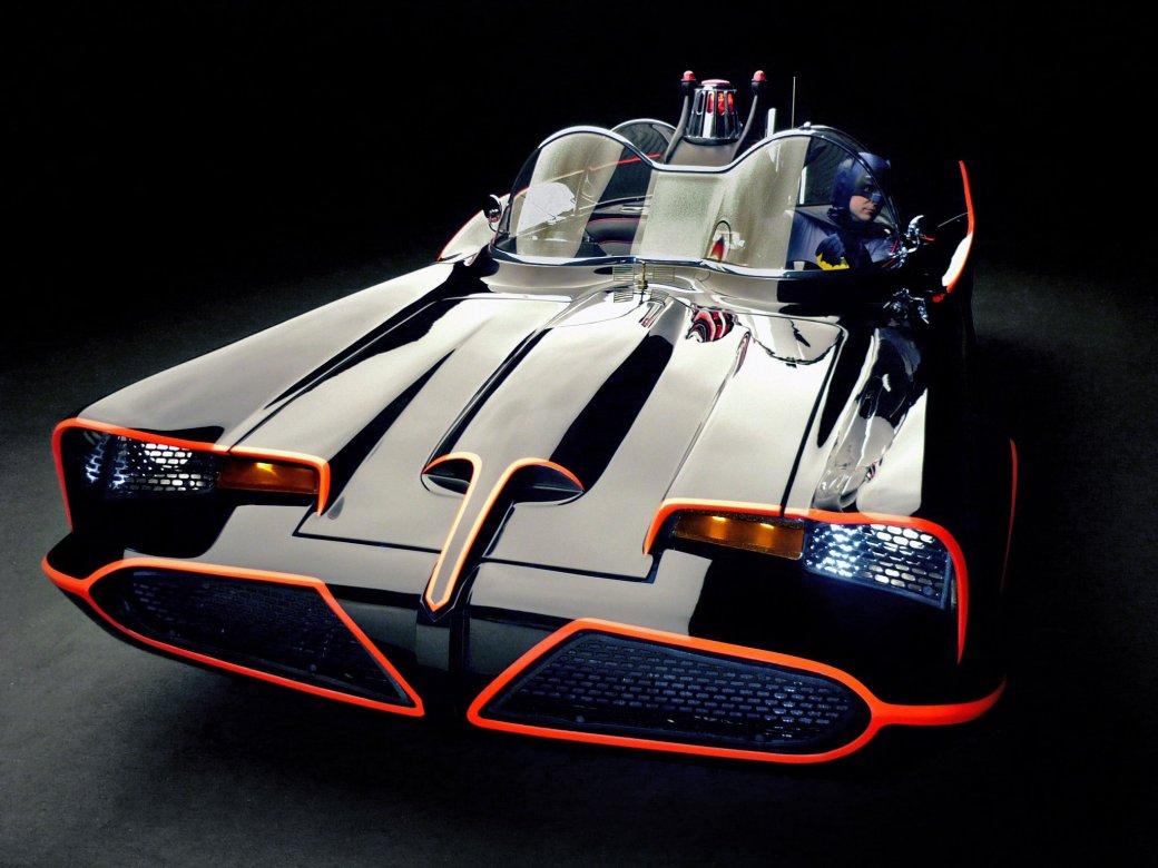 История бэтмобиля: все машины Темного Рыцаря | Канобу - Изображение 5069