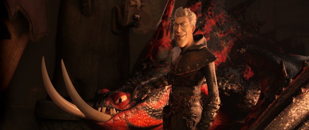 Рецензия на«Как приручить дракона3» | Канобу - Изображение 3