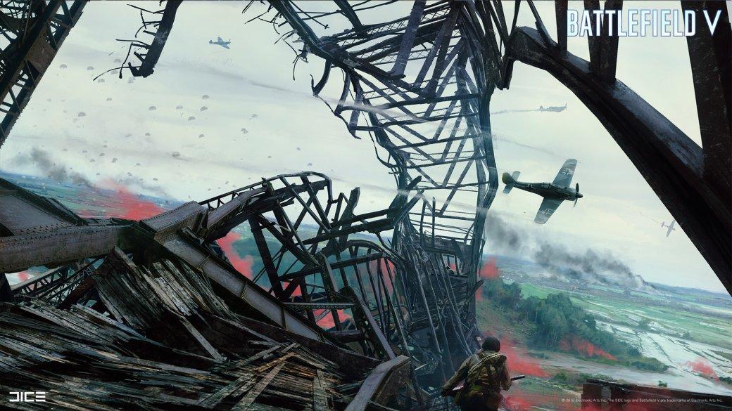 Взгляните на атмосферные концепт-арты и иллюстрации по Battlefield V   Канобу - Изображение 259