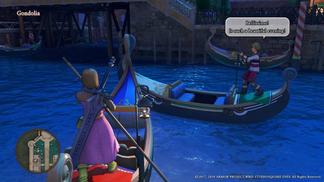 50 невероятно красочных скриншотов Dragon Quest XI | Канобу - Изображение 11531