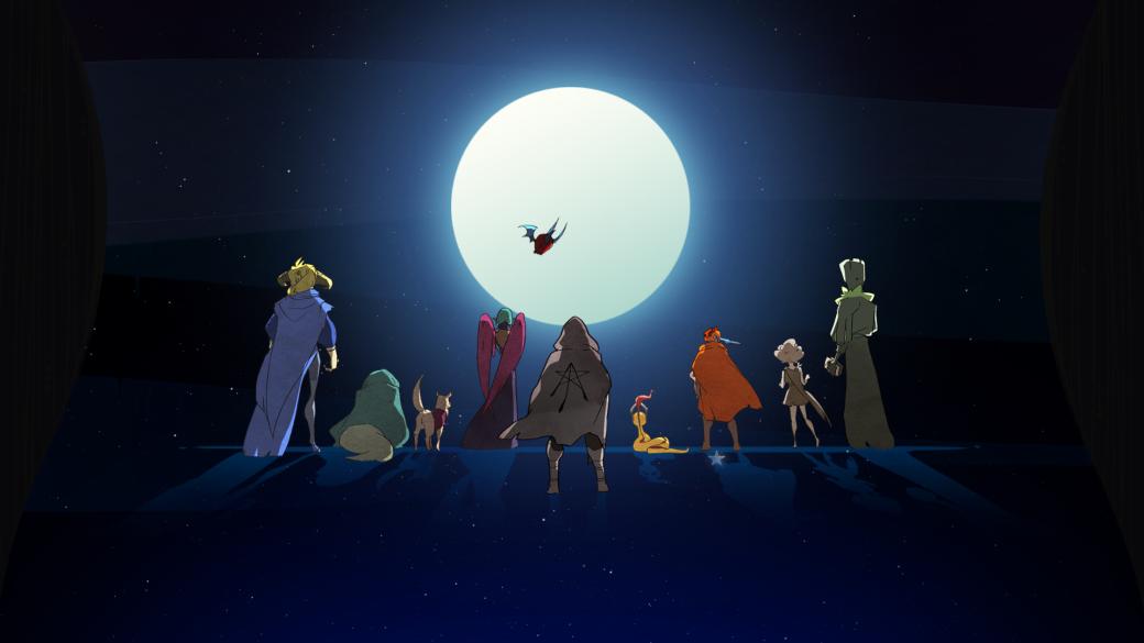 Обзор Pyre - рецензия на игру Pyre | Рецензии | Канобу