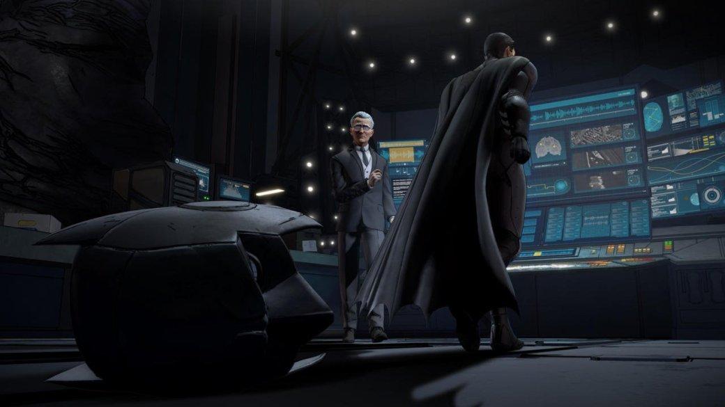 Первый эпизод Batman отTelltale заставил критиков просить добавки | Канобу - Изображение 8810