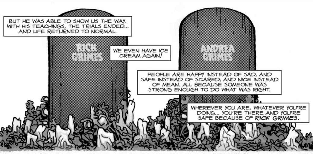Чем закончились «Ходячие мертвецы» Роберта Киркмана? | Канобу - Изображение 205