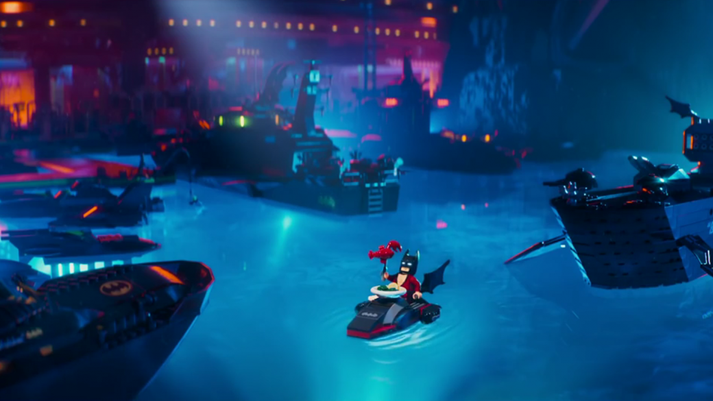 Рецензия на «Лего Фильм: Бэтмен» | Канобу - Изображение 9