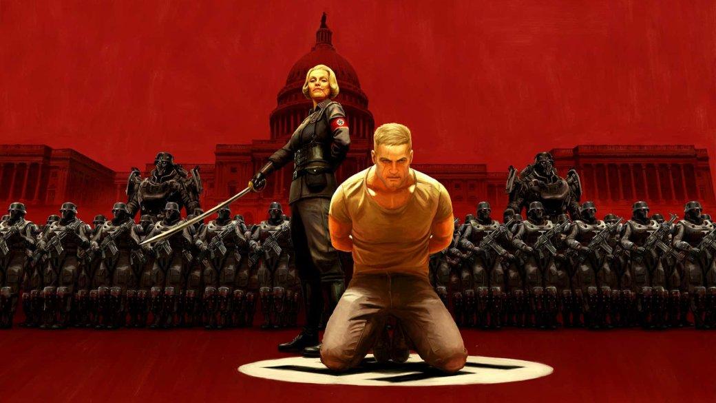 Как Wolfenstein II: The New Colossus выглядит иработает наNintendo Switch?. - Изображение 1