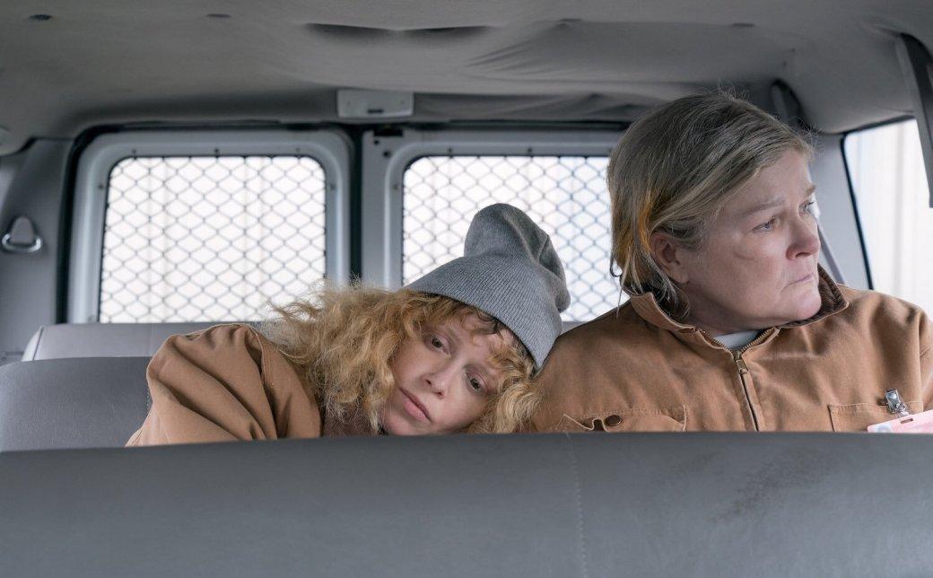 7 сезон «Оранжевый— хит сезона»: тяжелое прощание содним изглавных сериалов Netflix | Канобу - Изображение 22