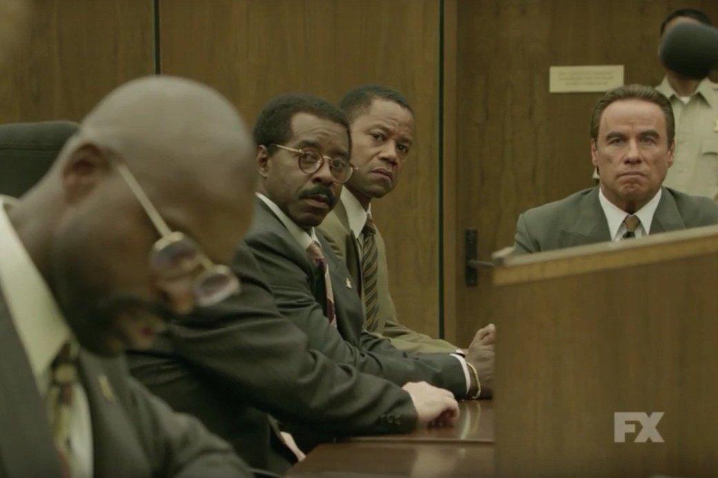 «Американская история преступлений»: Траволта переигрывает | Канобу - Изображение 2