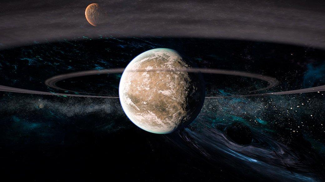 Потрясающий космос Mass Effect: Andromeda | Канобу - Изображение 9