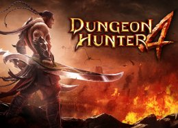 А помните Dungeon Hunter, «мобильную Diablo» Gameloft?