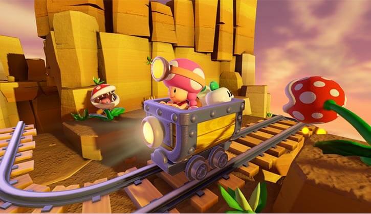 Рецензия на Captain Toad: Treasure Tracker | Канобу - Изображение 2