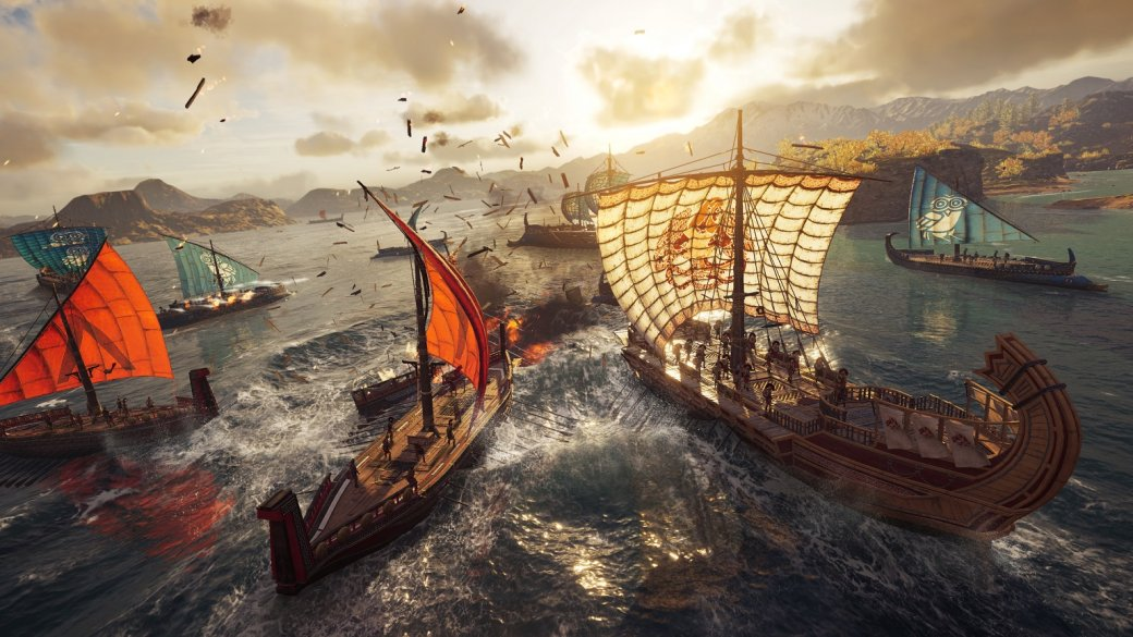 Рецензия на Assassin's Creed Odyssey. Обзор Assassin's Creed: Odyssey | Канобу - Изображение 7
