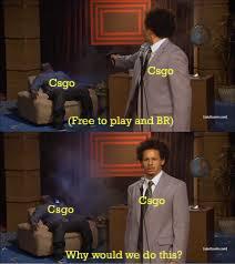 Battle Royale в CS:GO только появился, а интернет уже полнится мемами. Мы собрали лучшие | Канобу - Изображение 3