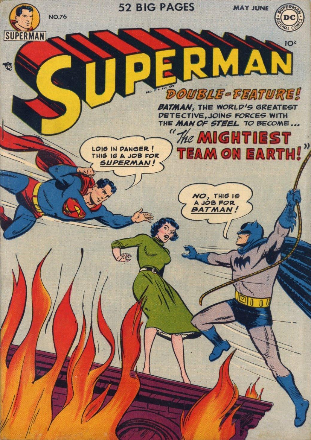 История Супермена иэволюция его образа вкомиксах | Канобу - Изображение 18