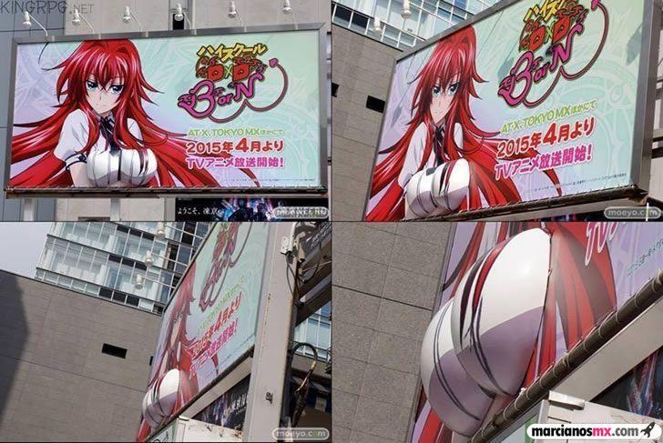 «Атака титанов»? Kill laKill? Нелепая ибезумная реклама сучастием героев известных аниме | Канобу - Изображение 2444