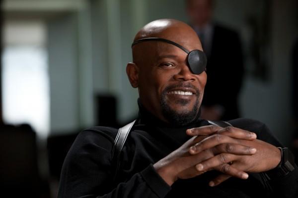 And you will know myname isNick Fury! Сэмюэля Джексона омолодят на25 лет навесь «Капитан Марвел». - Изображение 1