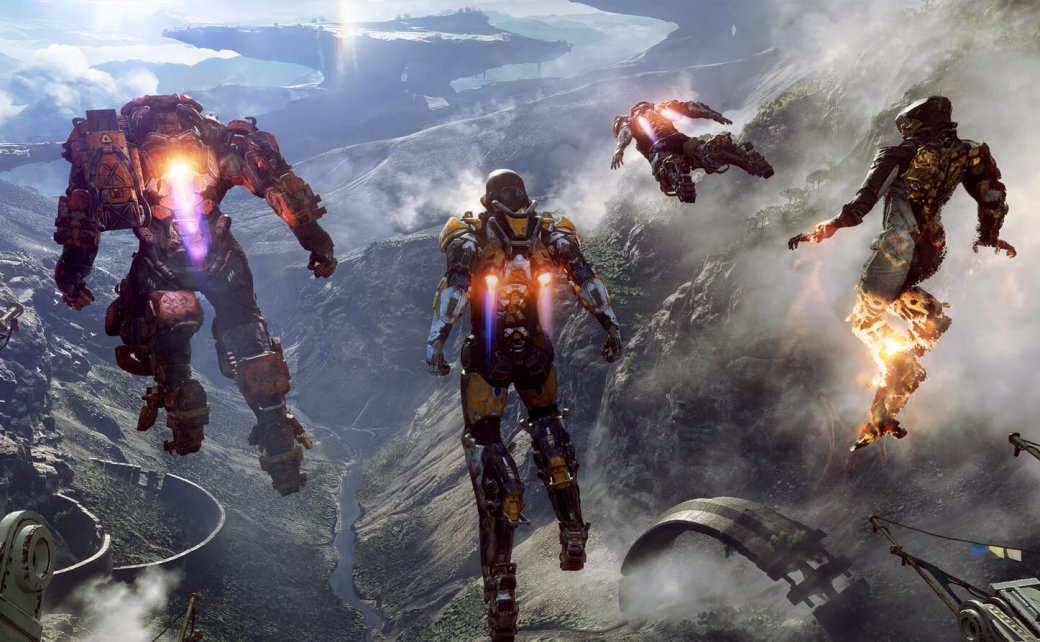 Слух: Anthem не выйдет в 2018 году. В случае провала BioWare могут закрыть. - Изображение 1
