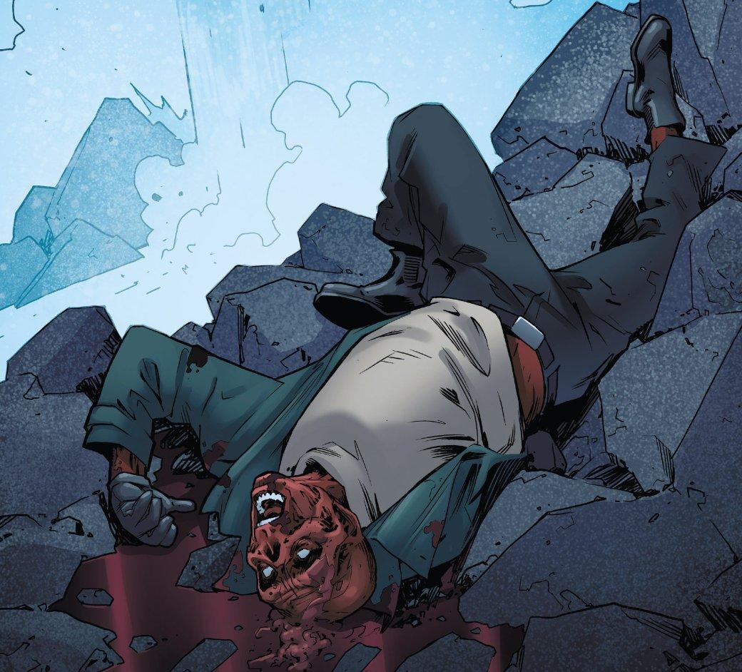 Капитан Америка как лидер Гидры. Галерея ярких моментов Secret Empire | Канобу - Изображение 12